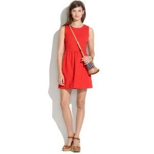 Madewell Afternoon sleeveless dress